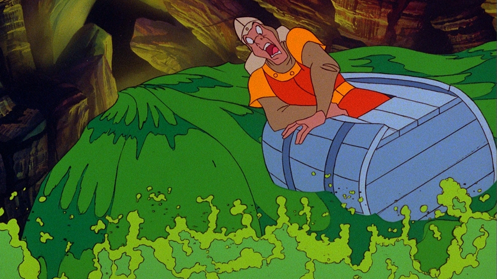 Image from Dragon&#39;s Lair Trailer 