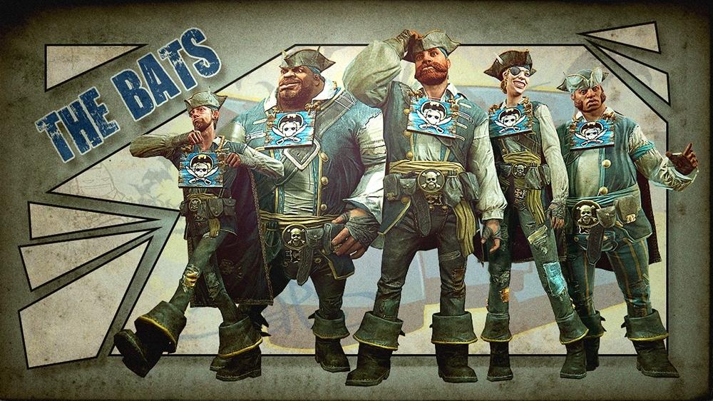 Bild von Rodeo Piraten Pack