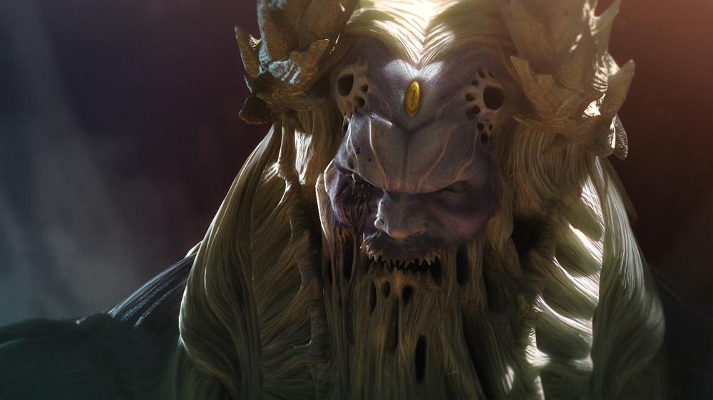 Image from NeverDead E3 2011 Trailer