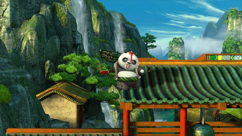 Obraz z Kung Fu Panda Character: Bao