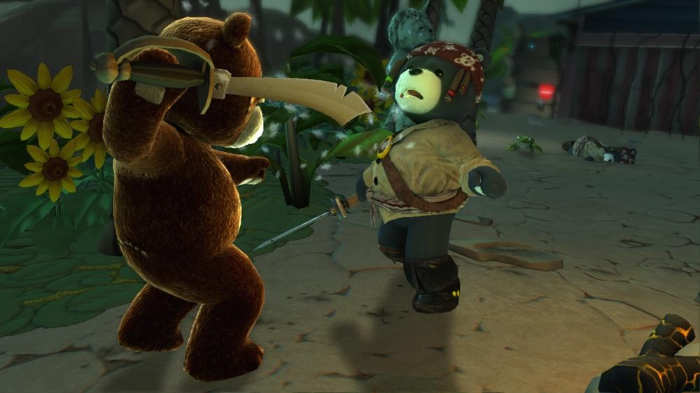 Image from Naughty Bear Episode 9: The Treasure of Bear Beard