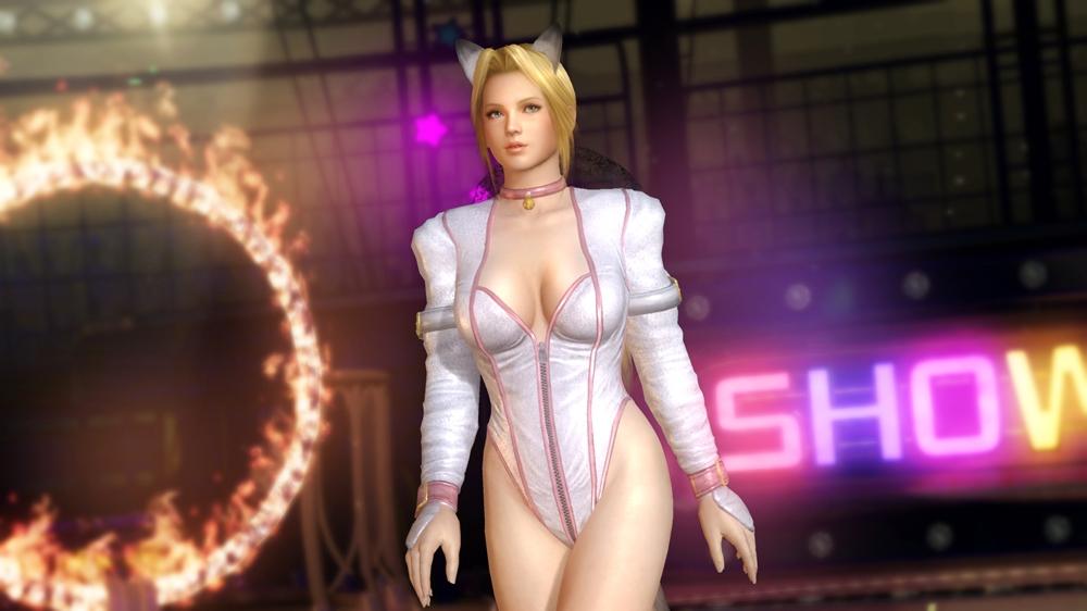 Immagine da Costumi Dead or Alive 5 - Set gattine