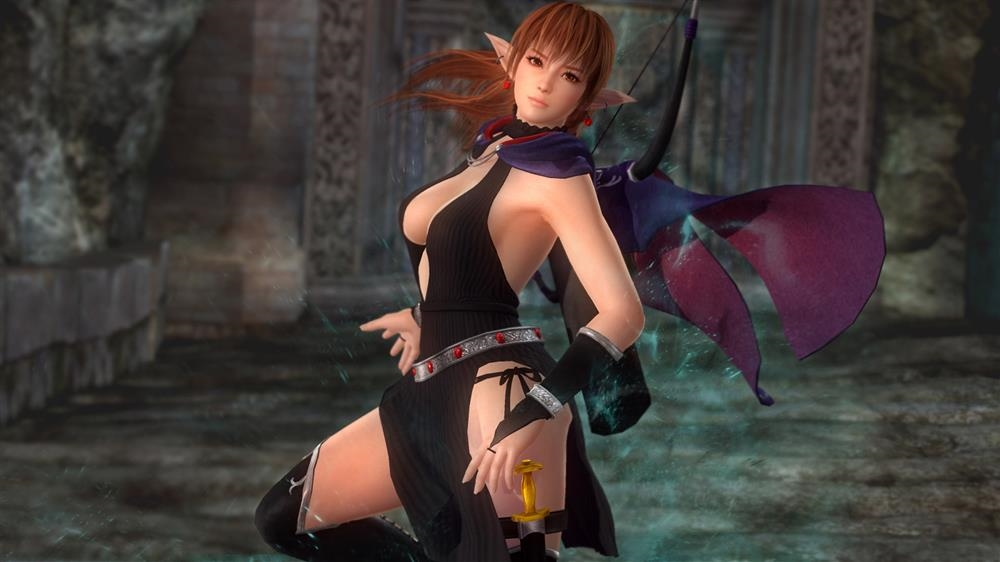 Image from DOA5LR Phase 4 Halloween Costume 2015