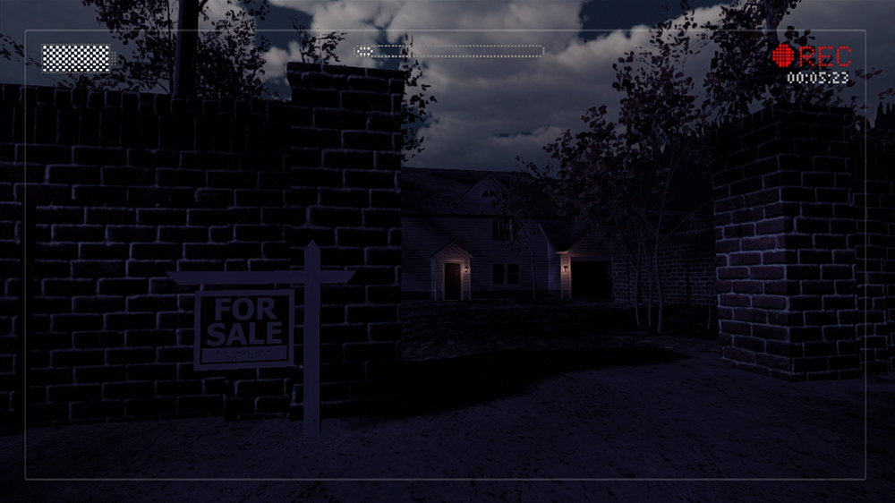 Image from Slender: The Arrival Trailer