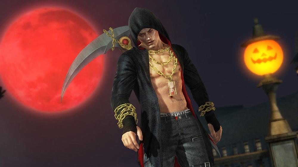 Image de Dead or Alive 5 Ultimate - Halloween Rig 2014