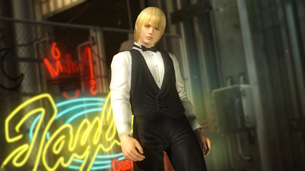 Image from Dead or Alive 5 Costumes - Formal Wear