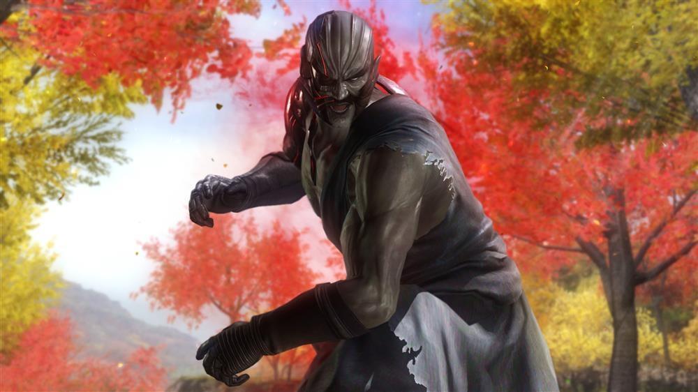 Image from DOA5LR Character: Raidou