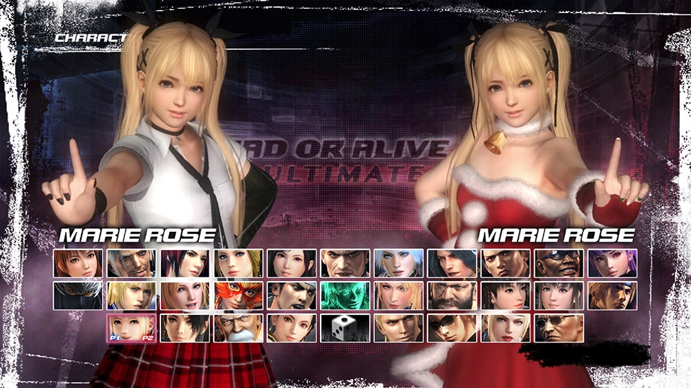Image from Dead or Alive 5 Ultimate Costume Catalog #11