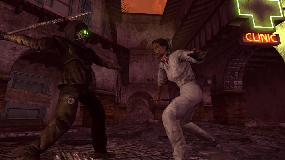 Fallout: New Vegas - Dead Money トレーラー のイメージ