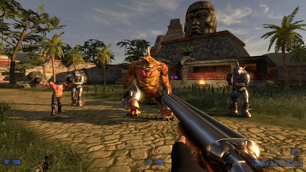 Image from Serious Sam HD: The Second Encounter