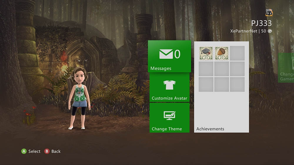 Image from Fable Anniversary Knothole Glade Theme