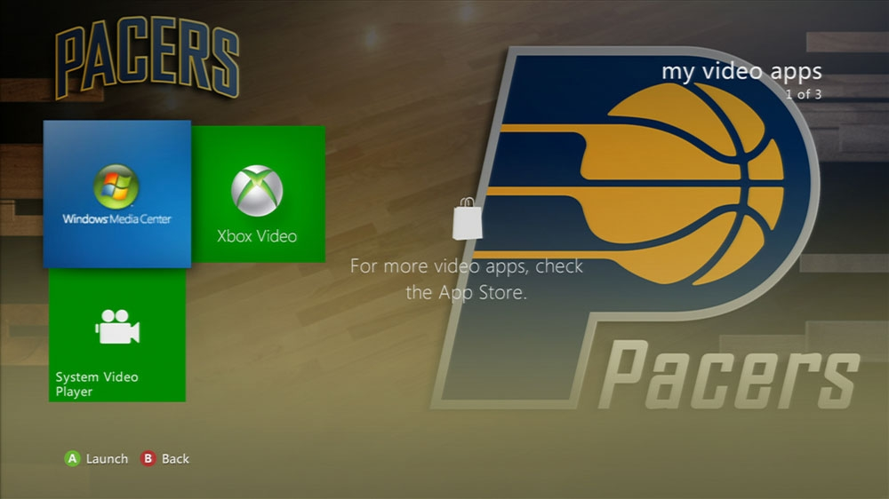 Image de NBA: Pacers Game Time