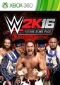 Pack Futures stars WWE 2K16