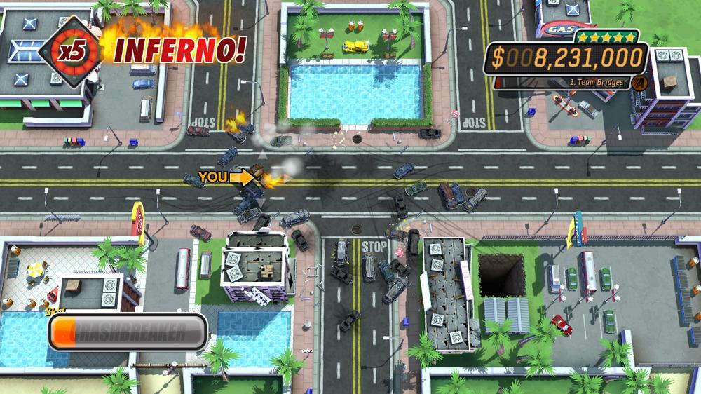 Bild von Burnout™ Crash! Spezialmove-Hoff-Trailer
