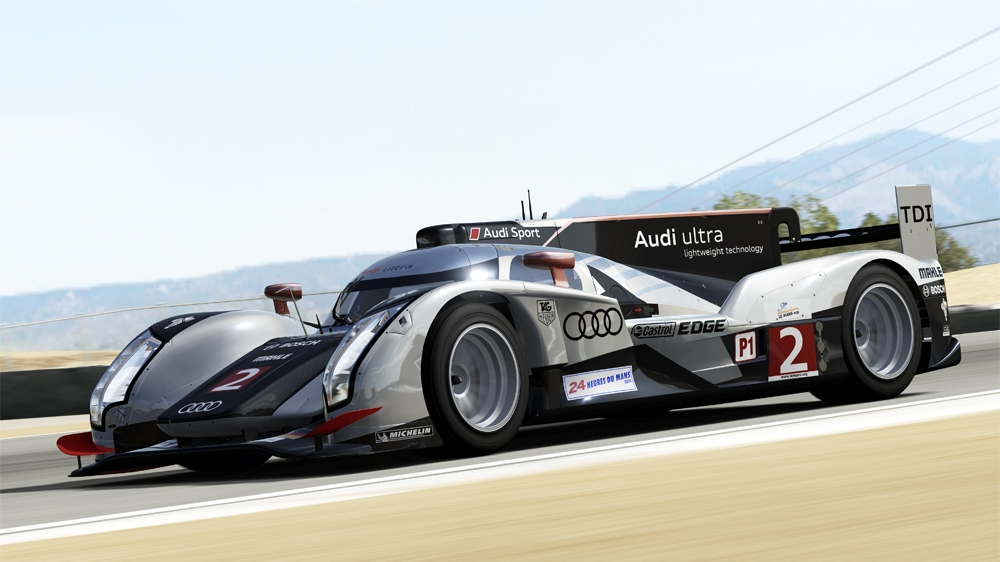 Image from February American Le Mans Series Pack