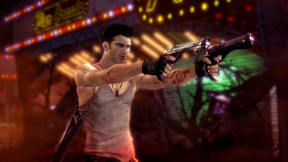 Imagem de DmC Devil May Cry - GamesCom Trailer