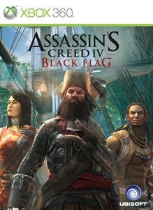AC4 - Characters Pack #1 Blackbeard's Wrath