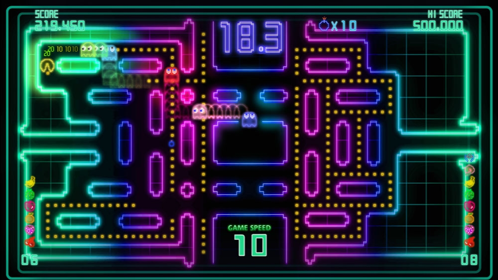 Kuva pelistä PAC-MAN CE DX+ All You Can Eat Add-on Pack