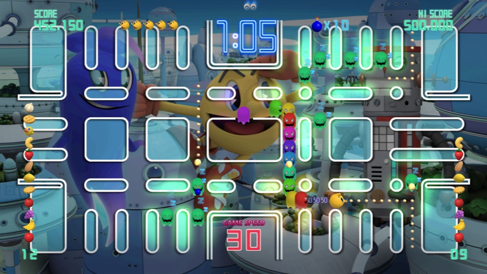 Image from PAC-MAN CE DX+ All You Can Eat Add-on Pack