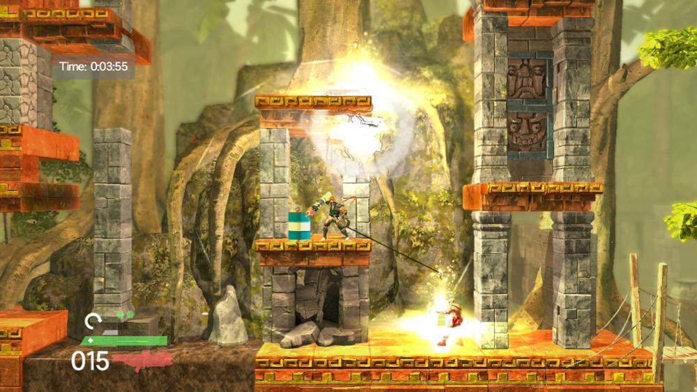Image from Bionic Commando Rearmed 2