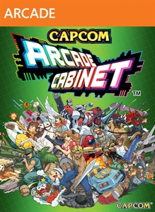 CAPCOM ARCADE CABINET : SIDE ARMS