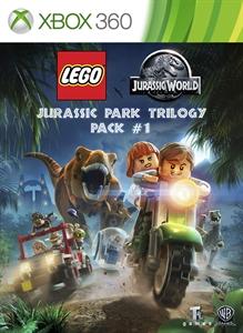 Pack Trilogie 1 LEGO® Jurassic Park