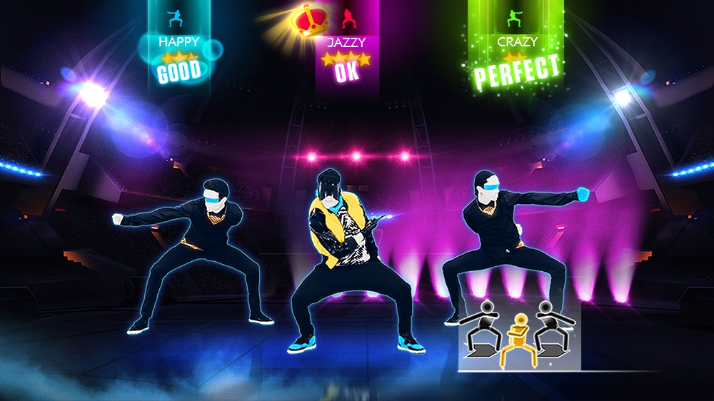 "Image de Just Dance®2014 ""#thatPOWER"" - On-Stage"
