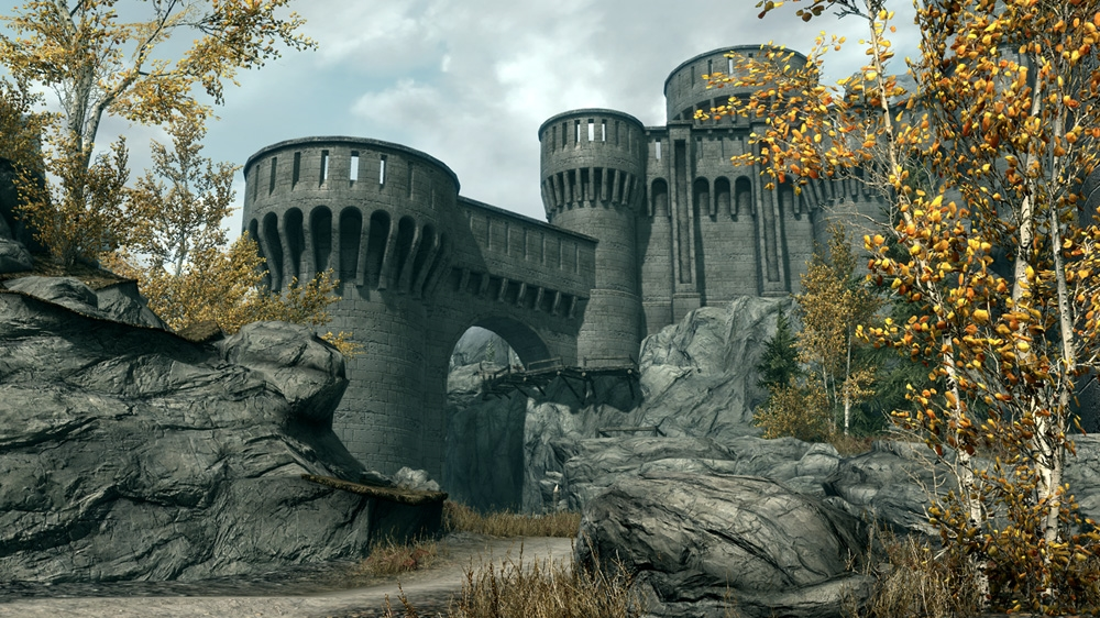 Image from The Elder Scrolls V: Skyrim: Dawnguard (Français)