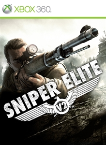 Contenu additionnel : pack d'armes de Sniper Elite V2