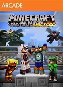 Pack de skins Maîtres des mini jeux Minecraft