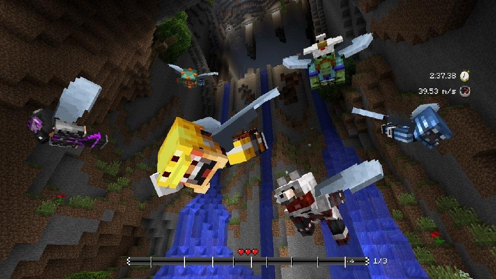 Imagem de Pacote de Capas Minijogo Mestres Minecraft