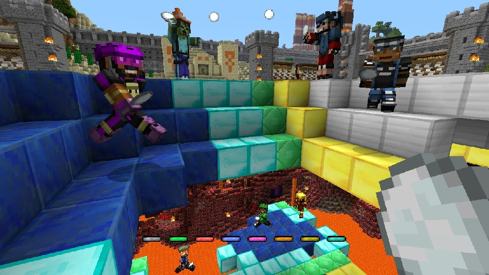 Image from Minecraft Mini Game Masters Skin Pack