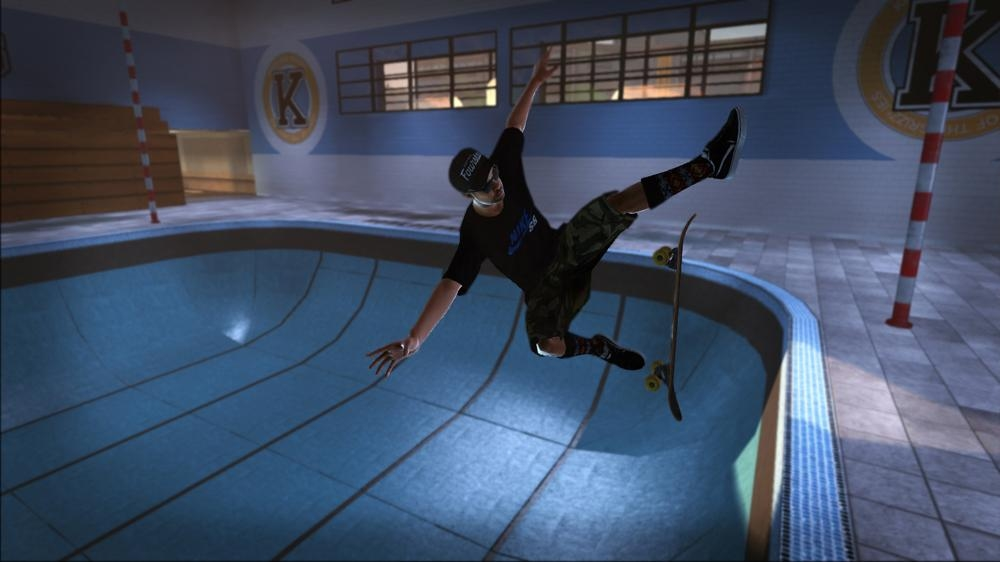 Image from Tony Hawk's Pro Skater 3 HD Revert Pack