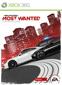 Need for Speed™ Most Wanted tidssparare