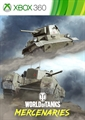 World of Tanks - Churchill III and Tetrarch