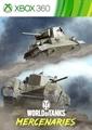 World of Tanks - Churchill III en Tetrarch