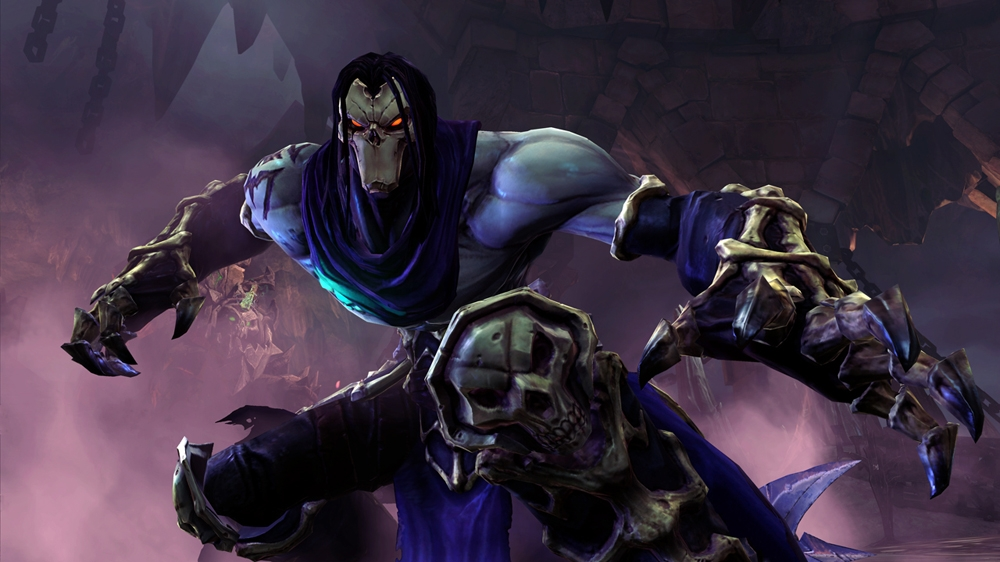 Image from Darksiders II: DEATH ETERNAL