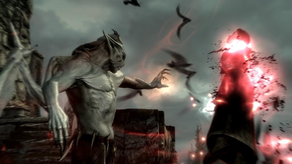 Bild von The Elder Scrolls V: Skyrim: Dawnguard (Deutsch)