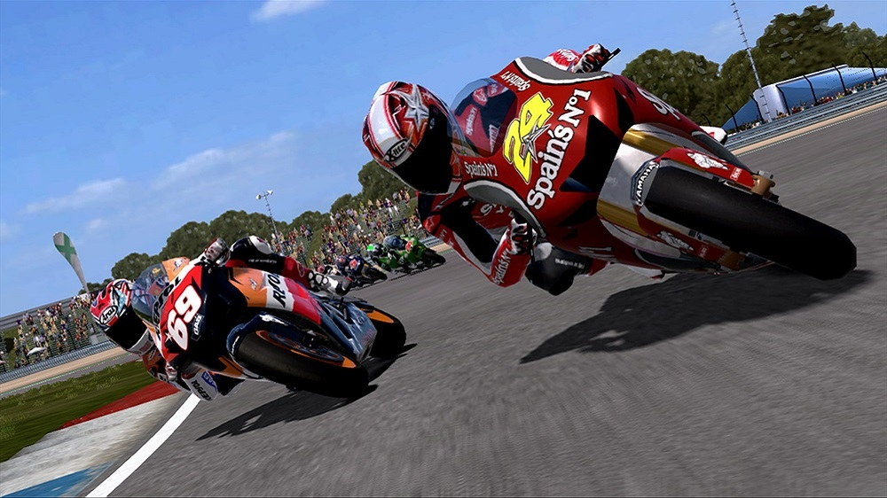 Image from MotoGP™15 4-Stroke Champions and Events