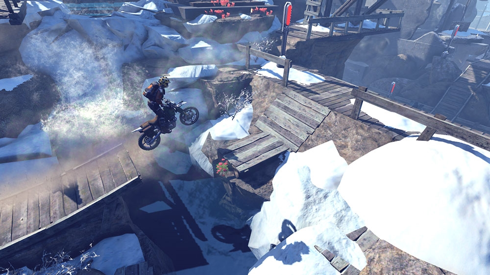 Изображение из Trials Fusion: After The Incident