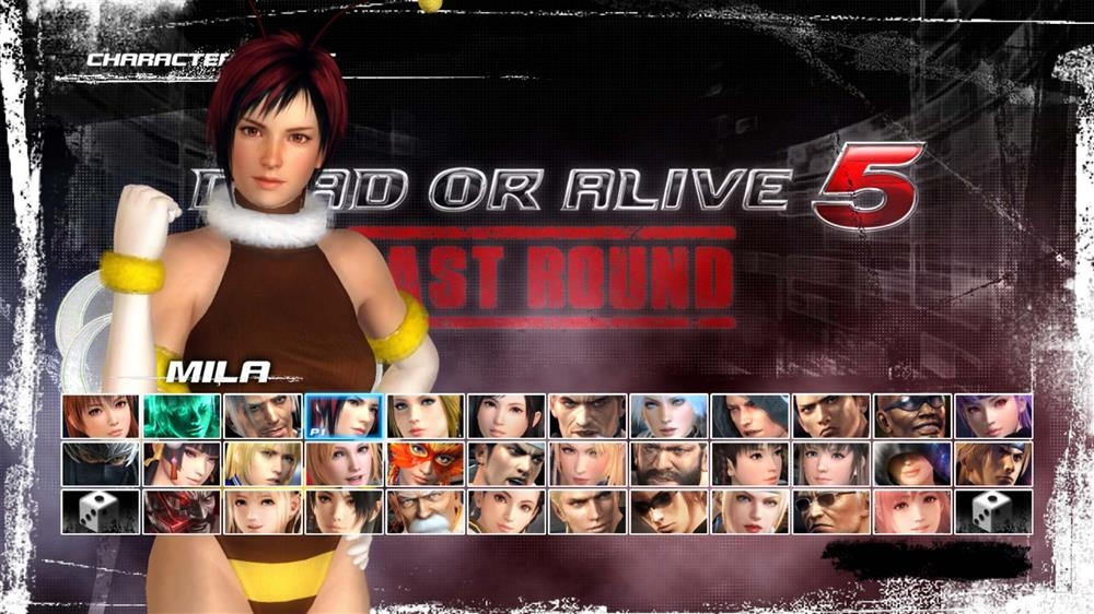 Image from DOA5LR Mila Halloween Costume 2015