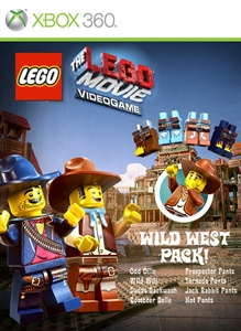 The LEGO® Movie Videogame:Wild West Pack
