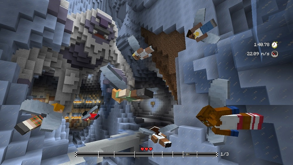 Image from Minecraft Glide Track Pack Season Pass