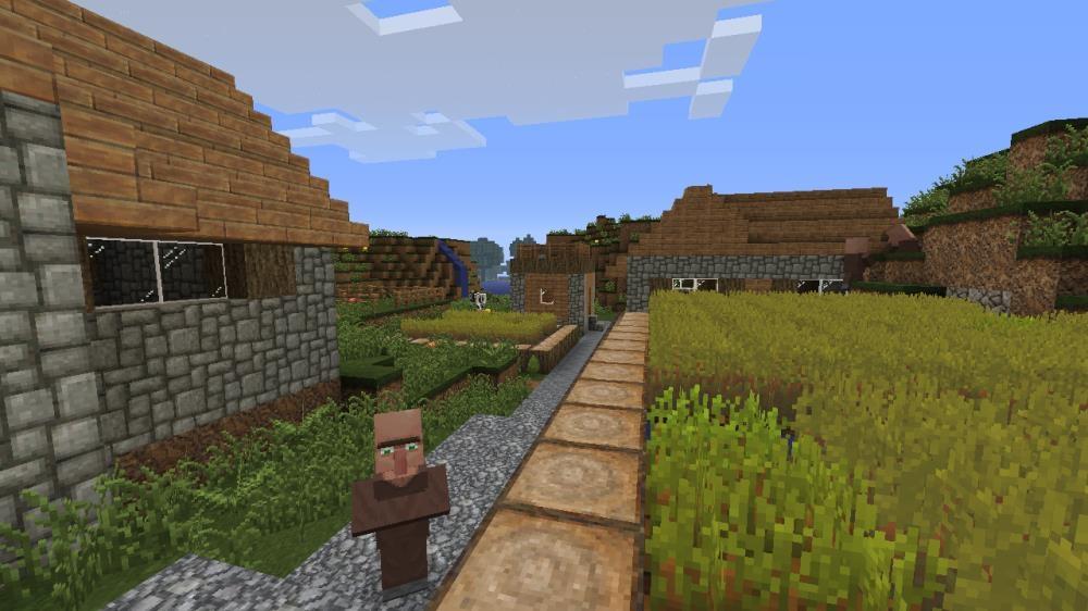 Imagem de Pacote de Texturas Naturais do Minecraft