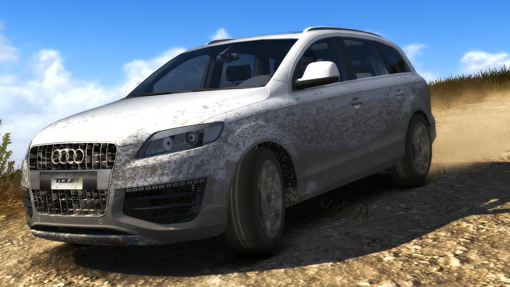 Image from TDU2 Inuit Edition Audi Q7 V12 TDI quattro