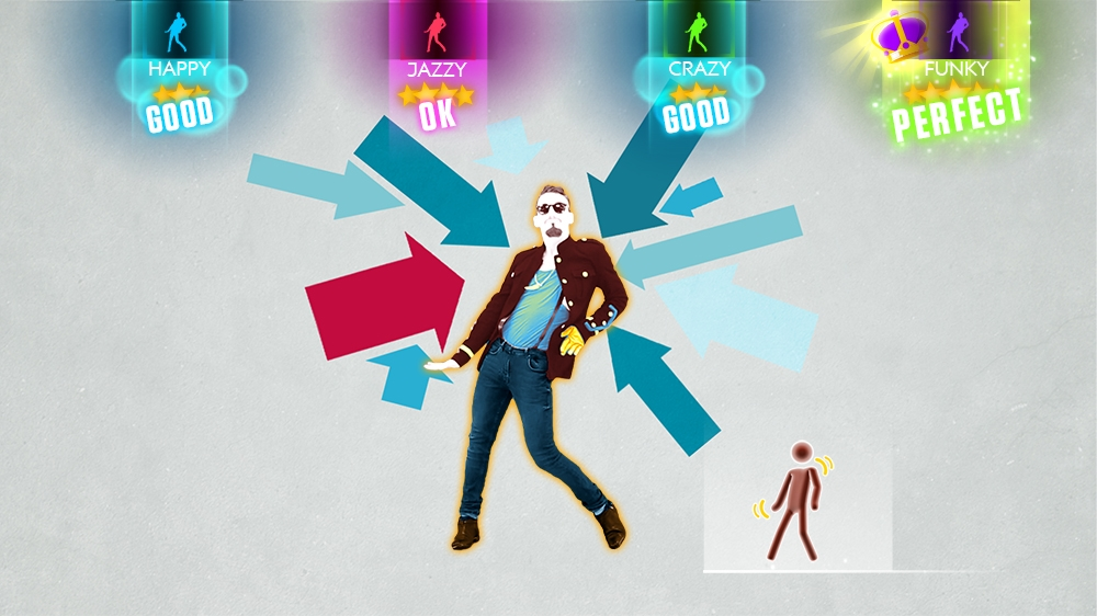 "Image from Just Dance®2014 ""One Way Or Another (Teenage Kicks)"" by One Direction"