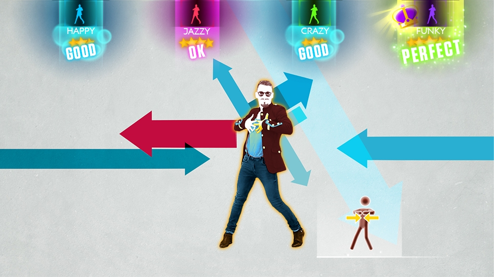 "Image de Just Dance®2014 ""One Way Or Another (Teenage Kicks)"" by One Direction"