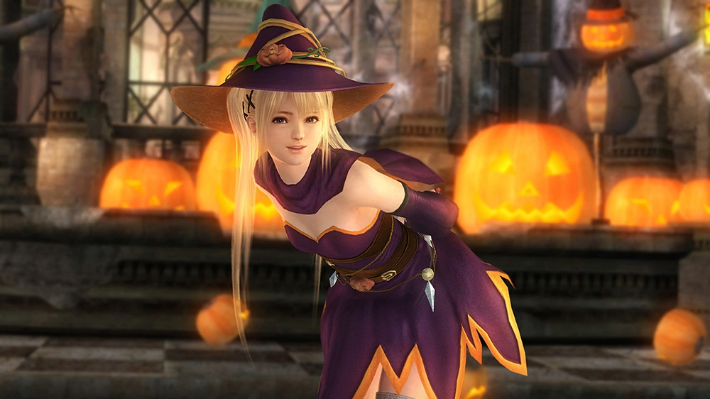 Image de Dead or Alive 5 Ultimate - Halloween Marie Rose 2014