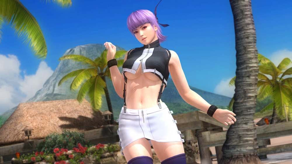 Image from Dead or Alive 5 Ultimate Costume Catalogue #01