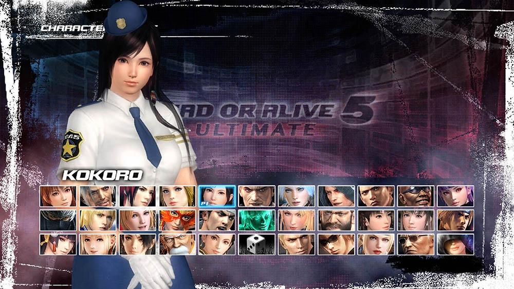 Image de Dead or Alive 5 Ultimate - Police Kokoro